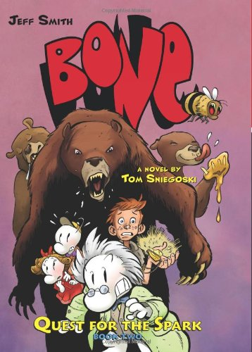 9780545141031: Bone: Quest for the Spark #2