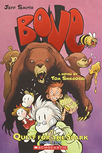 9780545141048: Bone: Quest for the Spark #2