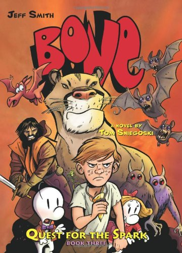 9780545141055: Bone: Quest for the Spark #3