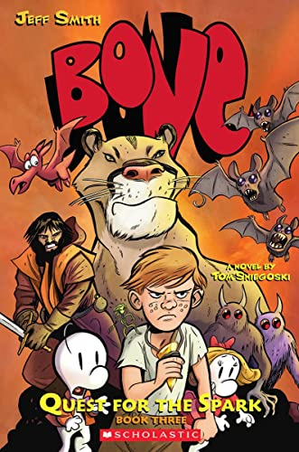 9780545141062: Bone: Quest for the Spark #3