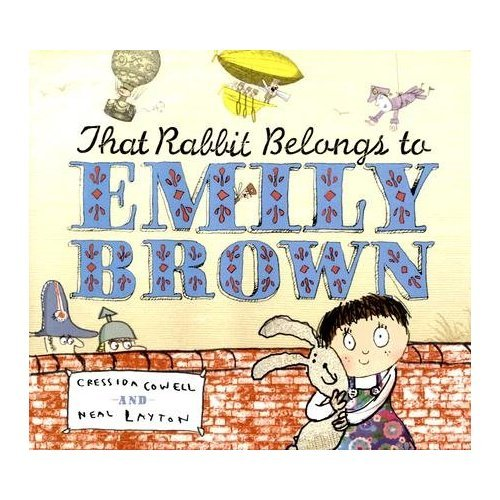 9780545142595: That Rabbit Belongs to Emily Brown