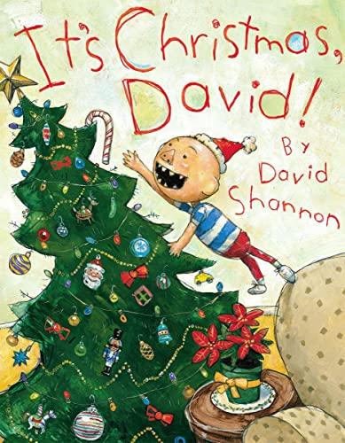 9780545143110: It's Christmas, David!