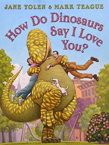 9780545143141: How Do Dinosaurs Say I Love You?