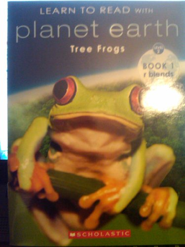 9780545147941: Learn To Read with planet earth TREE FROGS (Learn To Read, Level 2 Book 1 r blends)