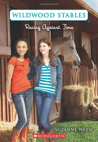 9780545149815: Wildwood Stables #3: Racing Against Time