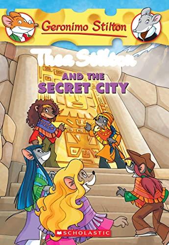 Thea Stilton and the Secret City (Geronimo: Stilton, Thea
