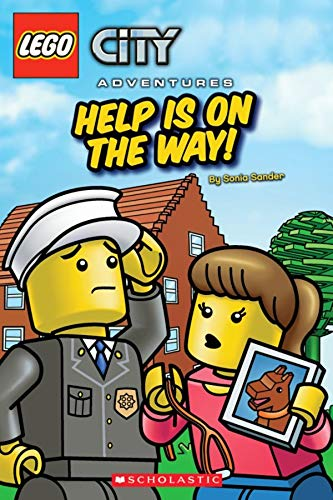 City Adventures #1: Help Is On The Way! (Lego Reader)