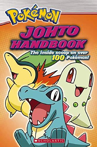 9780545151320: Johto Handbook (Pokemon)