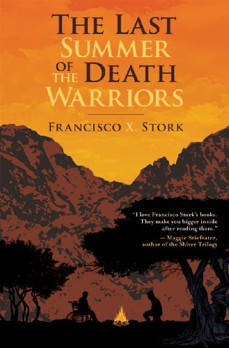 9780545151344: The Last Summer of the Death Warriors