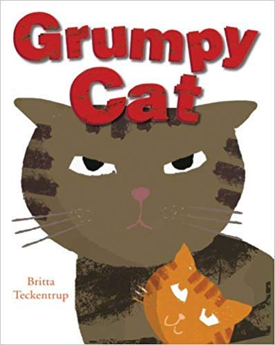 Grumpy Cat: Britta Teckentrup