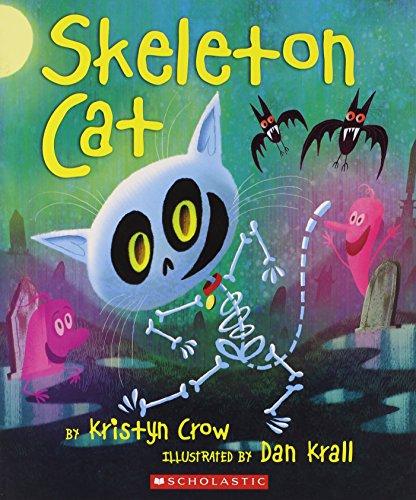 9780545153850: Skeleton Cat