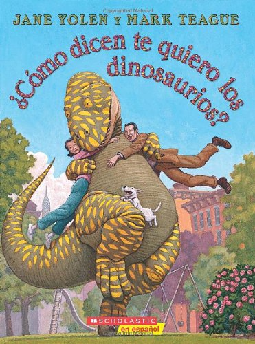 9780545154079: Como dicen te quiero los dinosaurios? (Spanish Edition)