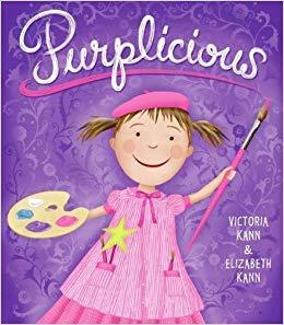 9780545154192: Purplicious By Victoria Kann & Elizabeth Kann