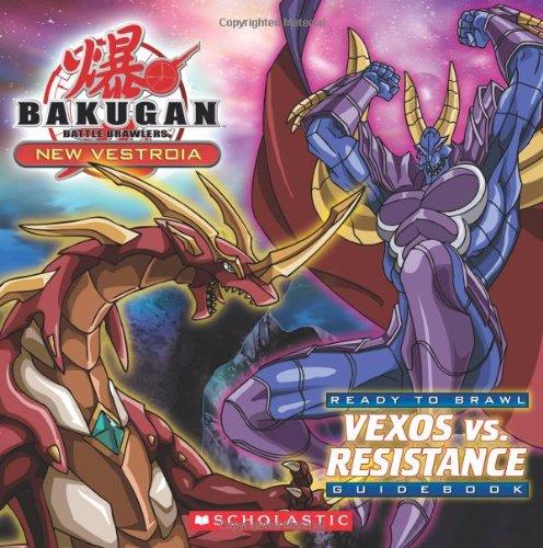 9780545155229: Vexos vs. Resistance (Bakugan 8x8)