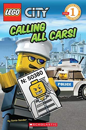 9780545155236: City Adventures, No. 3: Calling All Cars! (Lego Reader, Level 1)