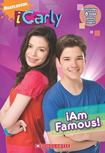 9780545155250: iCarly: iAm Famous!