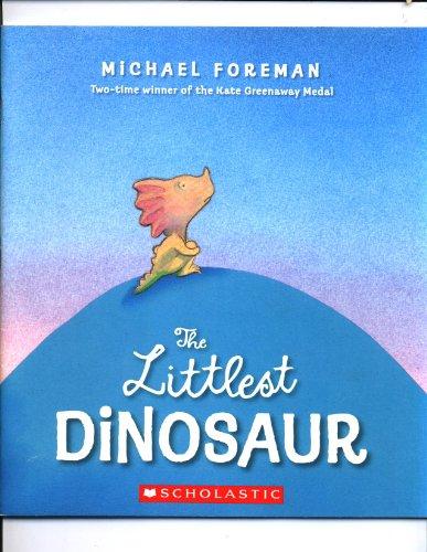 9780545155489: The Littlest Dinosaur