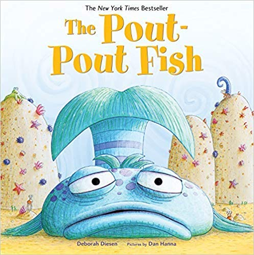9780545155625: The Pout-Pout Fish