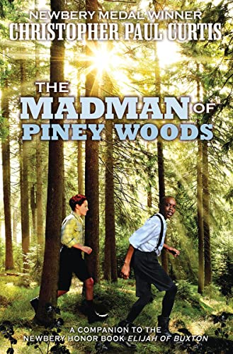 9780545156646: The Madman of Piney Woods