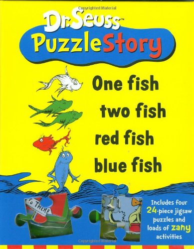 9780545156790: Dr. Seuss Puzzle Story: One Fish Two Fish Red Fish Blue Fish (Dr. Seuss Novelty Se)