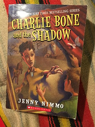 9780545157018: Charlie Bone and the Shadow (Children of the Red King, 7)
