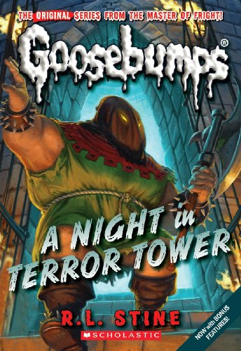 9780545158879: A Night in Terror Tower (Classic Goosebumps #12)