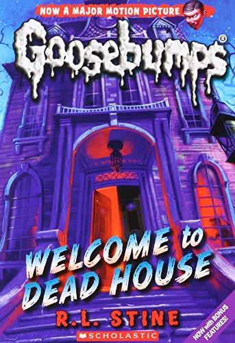 9780545158886: Welcome to Dead House