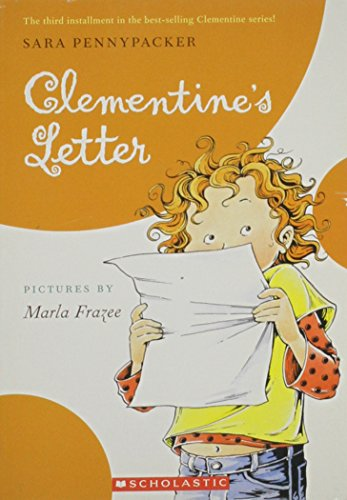 9780545159463: Clementine's Letter Edition: Reprint