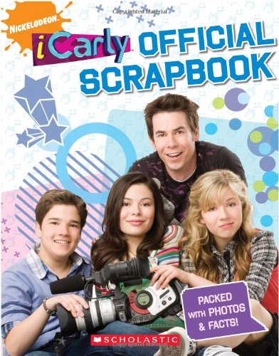 9780545159470: iCarly Official Scrapbook