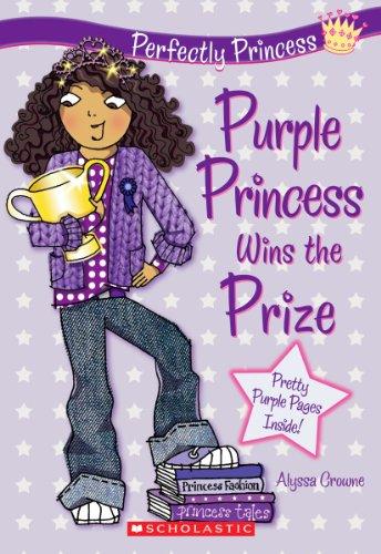 9780545160780: Title: Purple Princess Wins The Prize