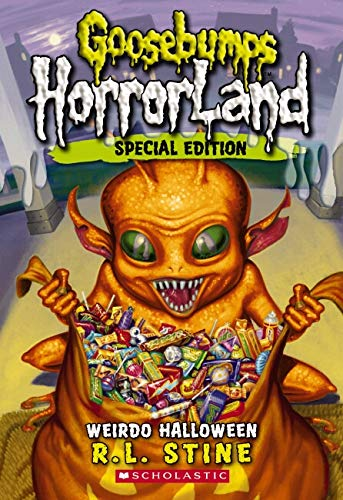 9780545161978: Weirdo Halloween (Goosebumps Horrorland)