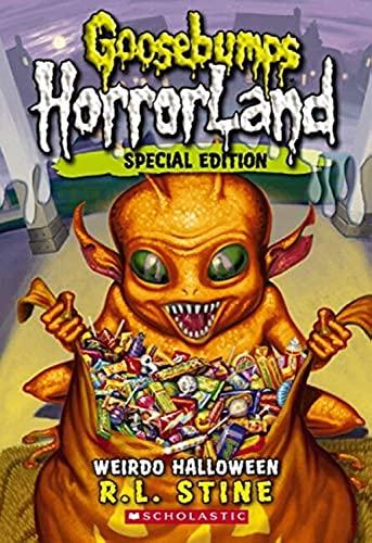 9780545161978: Weirdo Halloween (Goosebumps Horrorland #16)