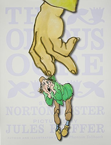 THE ODIOUS OGRE (1ST PRT- DOUBLE-SIGNED): Juster, Norton