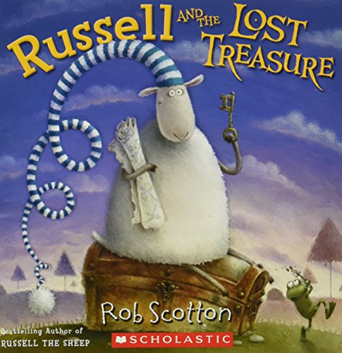9780545163477: Russell and the Lost Treasure