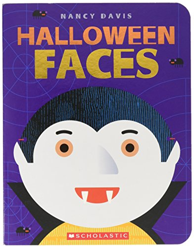 9780545165860: Halloween Faces
