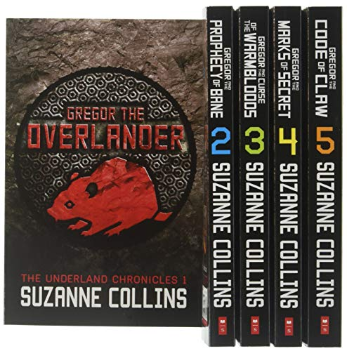 9780545166812: The Underland Chronicles: Gregor Boxed Set #1-5