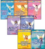 The Weather Fairies Complete Set, Books 1-7: Crystal the Snow Fairy, Abigail the Breeze Fairy, ...