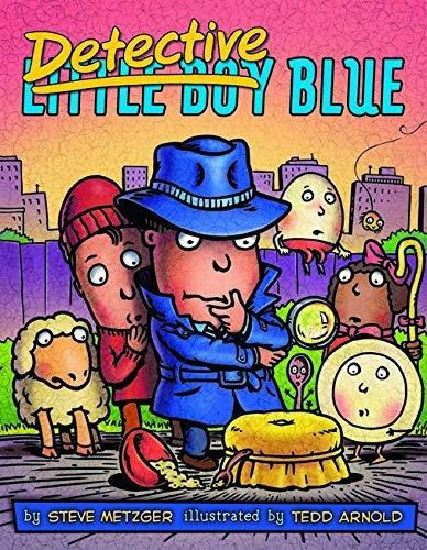 9780545172868: Detective Blue