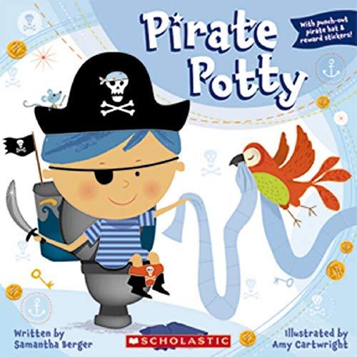 9780545172950: Pirate Potty