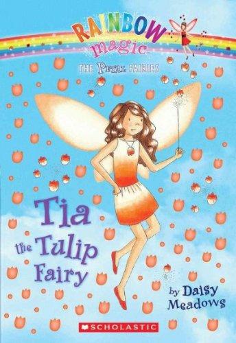 9780545174268: Tia the Tulip Fairy