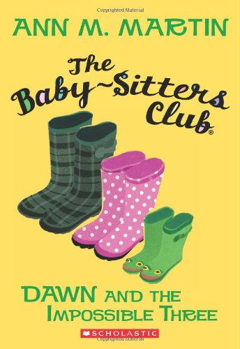 9780545174794: The Baby-Sitters Club #5: Dawn and the Impossible Three