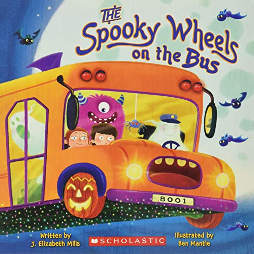 9780545174800: The Spooky Wheels on the Bus