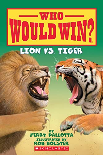 9780545175715: Lion Vs. Tiger (Who Would Win?)