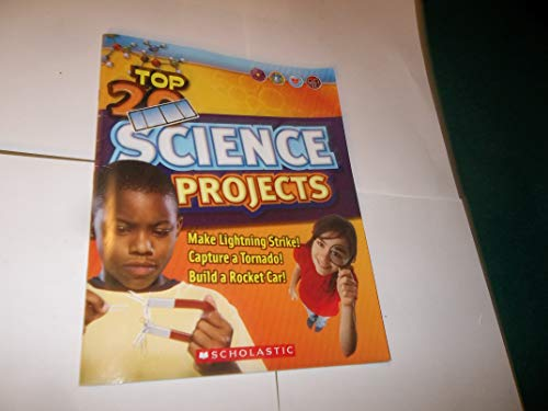 9780545175838: Top 20 Science Projects