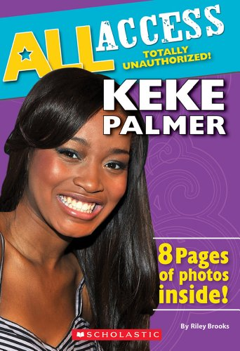 9780545175906: All Access: Keke Palmer