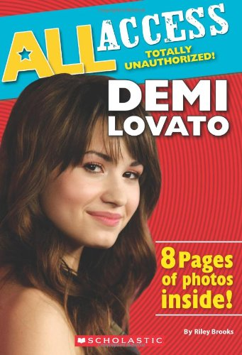 9780545175920: Demi Lovato: Unauthorized Biography