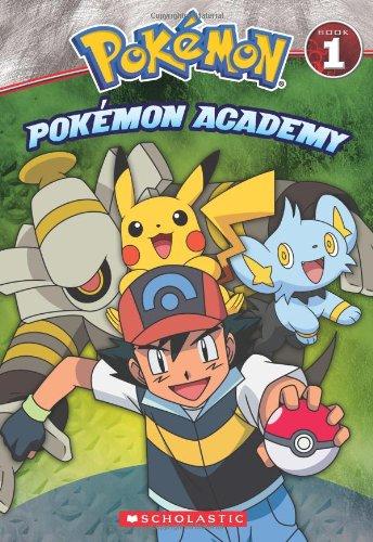 9780545177221: Pokemon Academy (Pok�mon)
