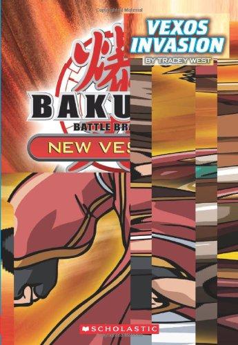 9780545177603: Bakugan: Vexos Invasion