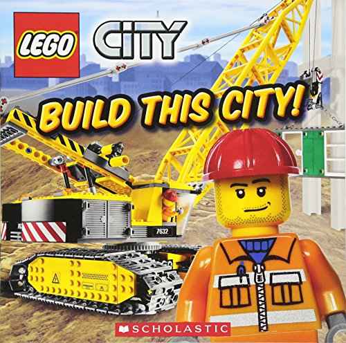 9780545177658: Build This City! (Lego City)