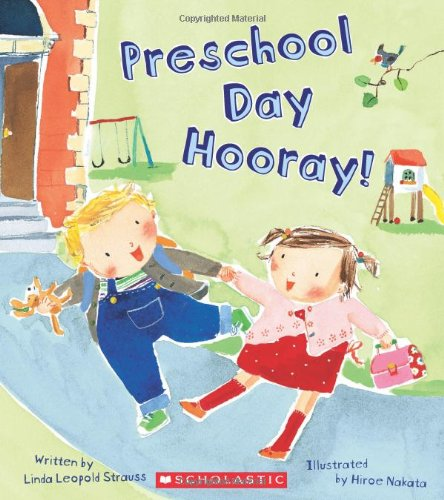 9780545178549: Preschool Day Hooray!